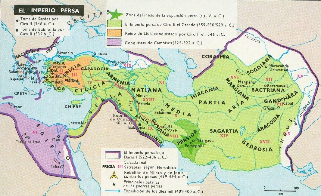 Historia de Irán