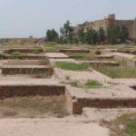 Susa, capital de Elam y Persia