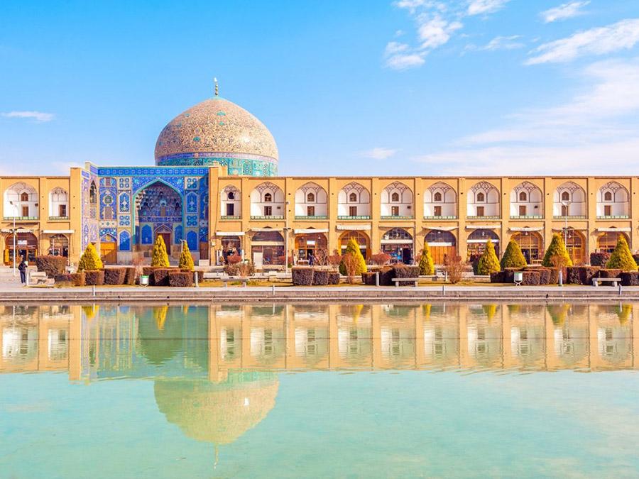 Viajes a Irán desde México